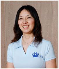 有限会社とがしスポーツ代表取締役社長 佐藤 香奈子