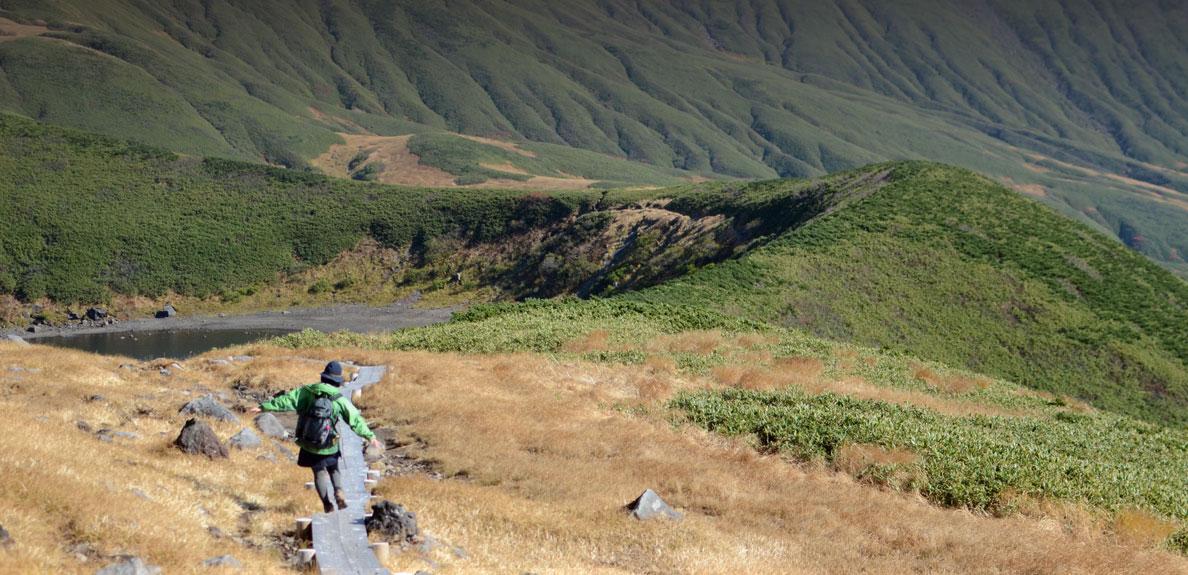 鳥海山トレイル