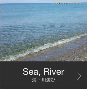 庄内の海・川